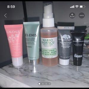 Skin care minis